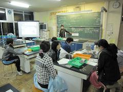 電磁石の働き模擬授業