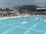 プール水泳