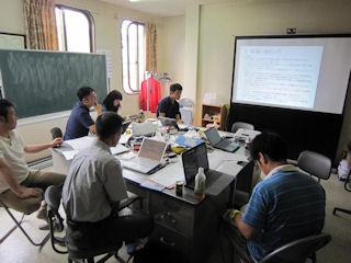 氷上情報教育研究会6月の例会