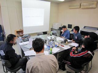 氷上情報教育研究会11月の例会