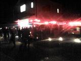 消防団年末夜警