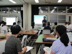 教科指導におけるICT活用研修講座