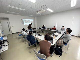 氷上情報教育研究会1月の例会
