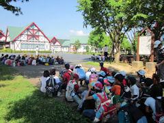 丹波地区緑の少年団交流集会