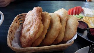 トルコ風揚げパン