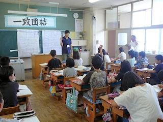 6年生国語研究授業