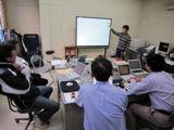 氷上情報教育研究会2009年11月