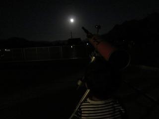 皆既月食の観察