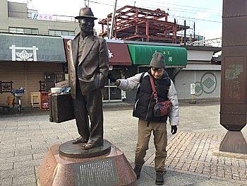 東京見送り (5)