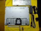 Letsnote cf-xz6bdbqr SSD換装 (1)