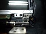 ヒンジが折れたノートパソコン (3)