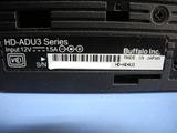 Buffalo HD-ADU3 データ救出