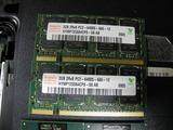 DELL LATITUDE E5500 メモリー増設