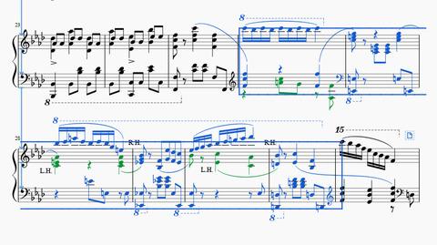 音符入力-範囲選択1