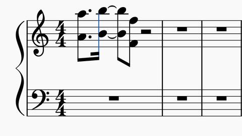 音符入力-よく出るフレーズ4