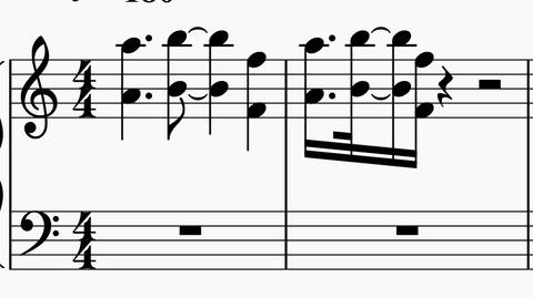 音符入力-よく出るフレーズ5