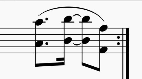 音符入力-よく出るフレーズ1