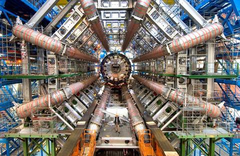 Experimento ATLAS en el CERN
