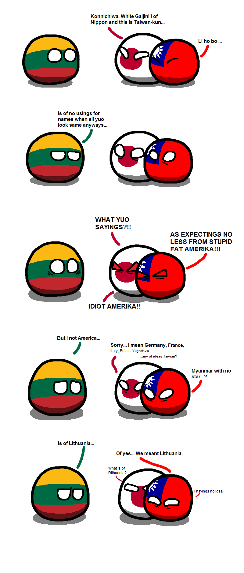 ポーランド ボール