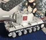 ガルパン GP-17 KV-2 スミ入れ