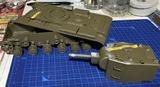 ガルパン GP-17 KV-2