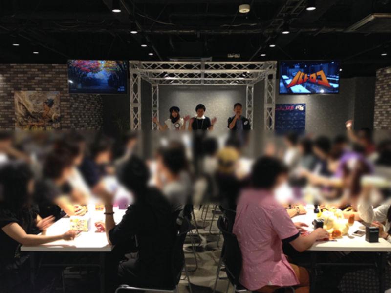 ポケモンカード非公認ニャオニクス杯開会式(2017年7月)