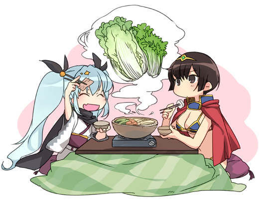 3:お鍋の季節