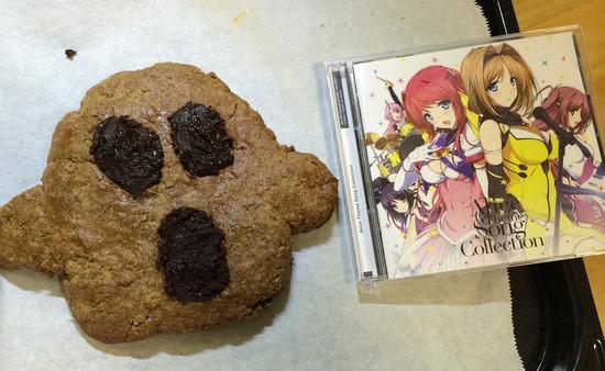 56CD大クッキー
