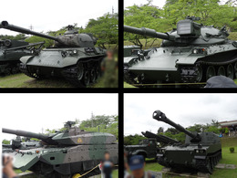 展示戦車2