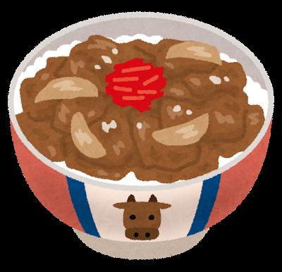 food_gyudon