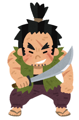 character_sanzoku
