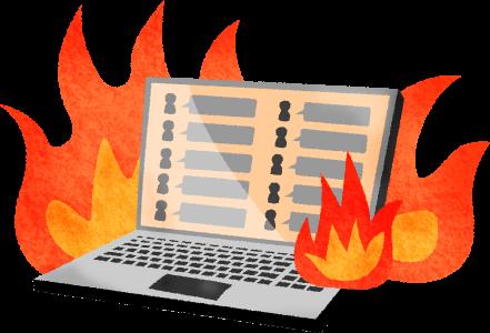 internet-flaming-laptop