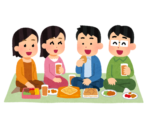 ensoku_picnic_people