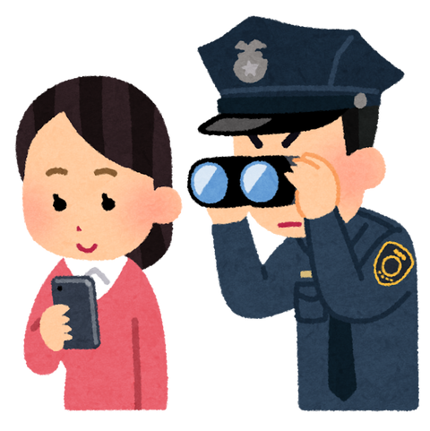 smartphone_nozoki_police