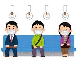 【悲報】電車でマスクしてないバカ男が隣に座ったから注意した結果wwwww