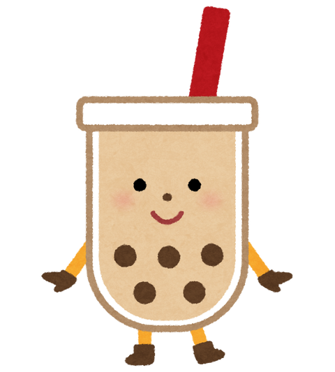character_sweets_tapioca_drink