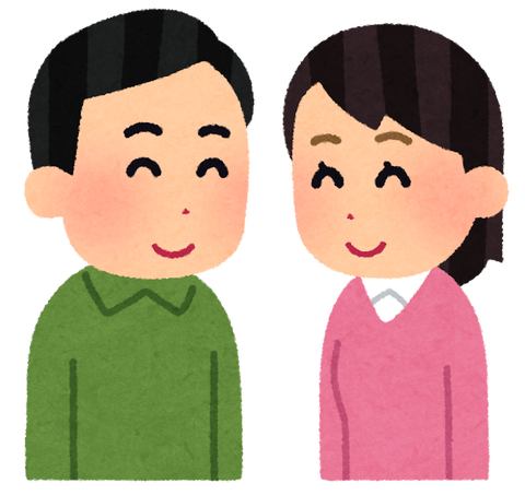 couple_egao_man_woman