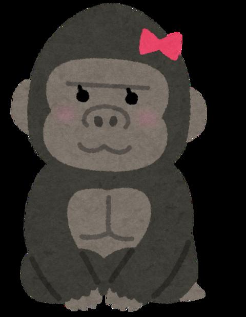 animal_chara_gorilla_girl