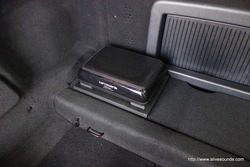BMW MINI Coupe(R58) ウーファー取付