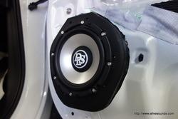 STEP WGN(RP) スーパーインナーバッフル完成、そして音出しエージング。