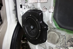 EVERY WAGON / DLS RCS6.2 スーパーインナーバッフル製作工程全公開・その�【施工後デモ音源#04】