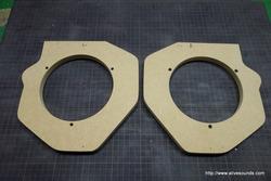 EVERY WAGON / DLS RCS6.2 スーパーインナーバッフル製作工程全公開・その�【施工後デモ音源#02】