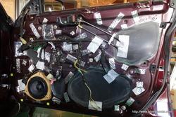 初代レガシィ、スーパーインナーバッフル製作の巻