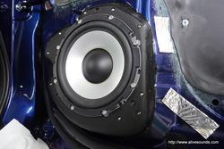 SUBARU LEVORG / DLS UP6i Sound Demo 02