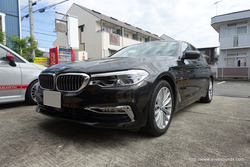 BMW 523d(G30) / ETON BMW専用トレードインスピーカーシステム取付&アライブBMWサウンドチューニング