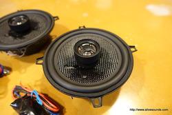 TANTO Custom + DLS M225 & インナーバッフル制作