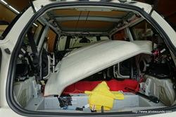 F56 MINI Cooper S 静音対策 その2