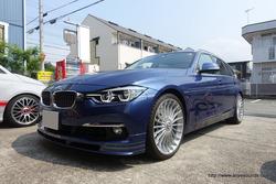 BMW F31 ALPINA B3BITURBO・BMW仕様スーパーデッドニング施工
