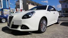 Alfa Romeo Giuliettaに、DLSスピーカー&スーパーインナーバッフル他施行