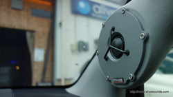 LEVORG | DYNAUDIO ESOTAR2 SYSTEM アンプゲインとクロスオーバー調整。滋賀県より